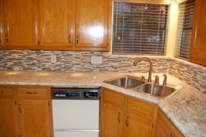 Residential kitchen plumbing service in Gonzales, TX