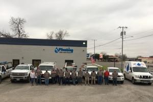 Gonzales, TX certified plumbers