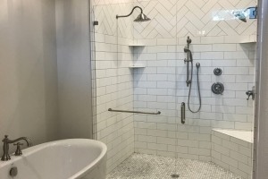 Residential Bathroom Shower Plumbing Services in New Braunfels, TX